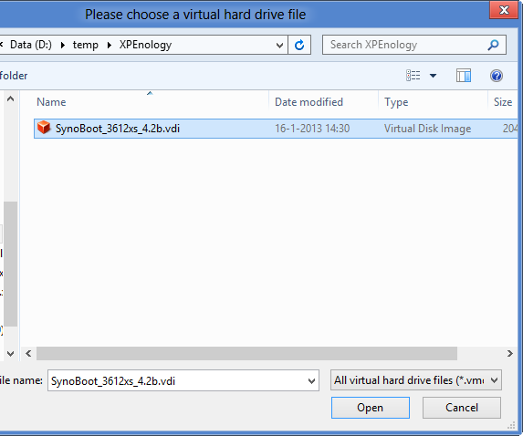 Install Synology DSM on Virtual Machine | LidarBlog com